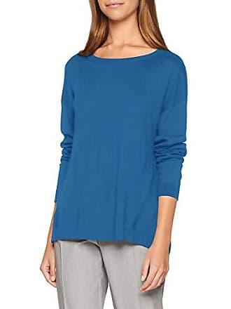 Única talla 26f Del Fabricante Azul Para Jersey L s bluette Mujer Sweater small Benetton X WqxzS14wf1