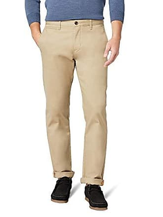 0000 l32 British Para Hombre Slim Marrón Khaki Orig Dockers Pantalones Tapered W31 marina OwCvqn7