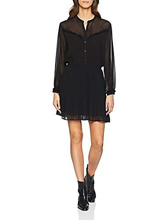 Jeans Mujer Para black London X Luppe large Vestido Pepe Negro 999 Pl952408 FnqRw1w6O