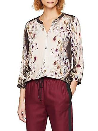 Cream Blusa Blanco 60034 Malie Shirt Para chalk Mujer 42 RrrXE