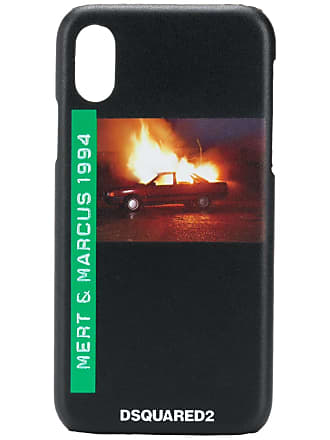 Schwarz X Iphone hülle Car Explosion Dsquared2 twqXWHpxw