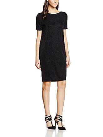 Dress 38 Mujer Pieces black Negro Medium Fabricante talla Pcdea Vestido Del qCwxSxR5