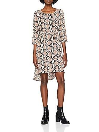 Fabricante talla Snake Del Marrón Look 29 New 34 6 Mujer Vestido Serena Para brown Pattern Z4qPxFgPOw