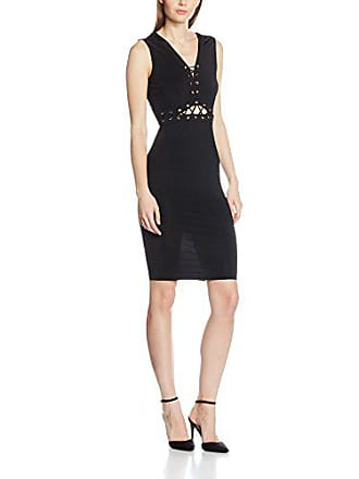 Jane Lace 46 Mujer Para Negro Vestido Bodycon Up black Norman 117qxwSrH