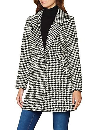 Soda And Solids In Scotch Jacket Blouson Wool Checks Femme Multicolore amp; Maison Bonded 18wWSTOq5
