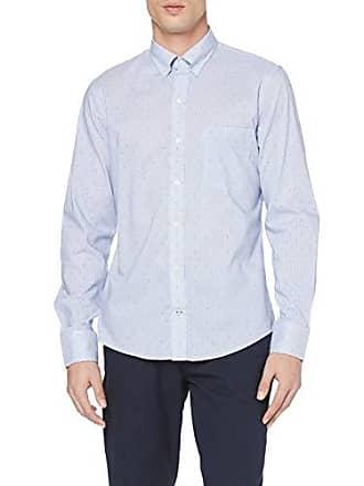 Bd Blau Camisa Shirt Izod Para Hombre Casual Blue Print Xl Dot estate 435 ZnaI8xIE6