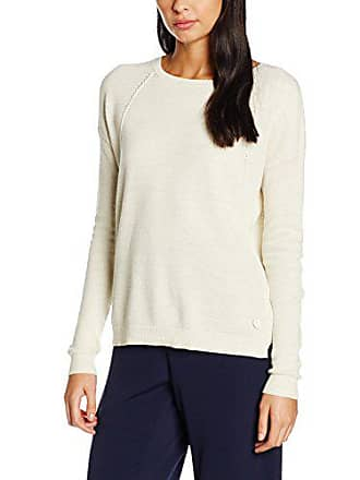 Crew Femme off Knit Small Mele Pull taille Fabricant White Lee Blanc 36 wgTq4qd