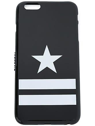 hülle Iphone muster Givenchy Mit Sterne 6 streifen Schwarz und 1TwwqgExf