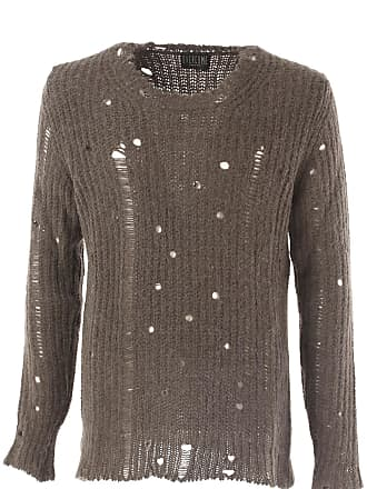 Sale Maglione Alpaca M Overcome Uomo 2017 Maglieria Mud On wStSqr