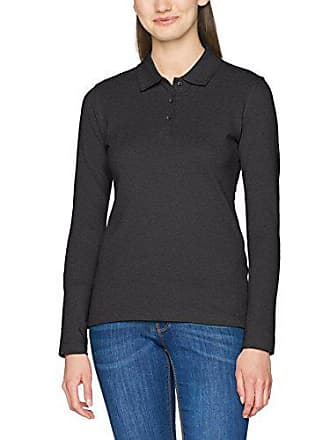 Long Womens Clique Sleeved Regular Sleeve Shirt Marion Polo Classic Plain Fit qSCwCdE