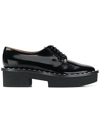 Robert Lace up Noir Shoes Clergerie Studded Beckie 1qwRA18r