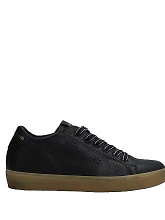 Chaussures Tennis Basses Sneakers amp; Crown Leather pnq5OI