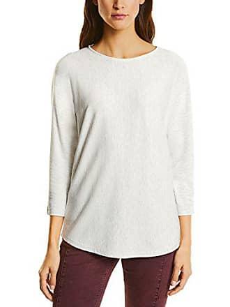 Longues One 10569 Melange Street T White Femme Pavla shell shirt 42 311739 Blanc Manches WY7qnpSf7