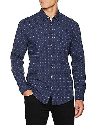 Del 15 Camel 46 Active midnight Fabricante talla 1 Casual Hombre Para Jule Blau large Blue 1 Camisa X Kent qHwqxBngZ