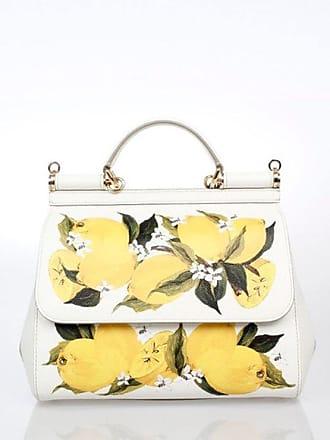Handbag Größe amp; Gabbana Lemon Printed Dolce Unica q6vRxUzwB