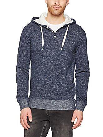 Bleu Sweatshirt Herren Blau Celio Chine Gehoodo 3j4RL5Aq