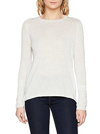 Q Mujer Marfil 41 Jersey S Designed 02w0 Mélange oliver Xx large Para 803 2367 61 ecru s By rFrqpP