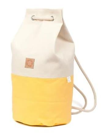 Klassische Sac white Citron Et Rucksacktasche Marin Yellow Marine IxOwtt8