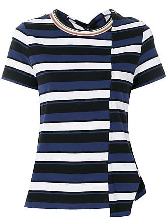 1 Lim shirt Striped 3 Phillip Short T Blauw sleeve dxwp1Tp7