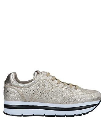 Voile Sneakers amp; Tennis Chaussures Blanche Basses 66PwWR