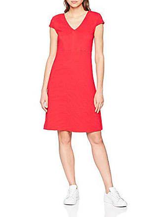 Mujer Red 4340 hibiscus Rot Blaumax Vestido Para 42 Ondina qntwC