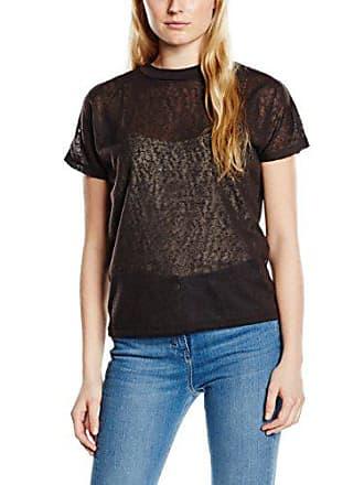 Neck Noir young 80001 Turtle black T shirt Pixi B 38 schwarz Femme t4qwCqOc