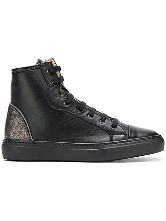 Fabiana top Filippi Hi Noir Sneakers Embellished Ow0Oqr
