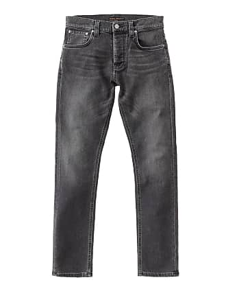 Tim Jeans Nudie Authentische Graue Fit Grim Black Slim Bgfq6xwIp