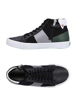 Guess amp; Sneakers Chaussures Basses Tennis xyq8w6Yqr4