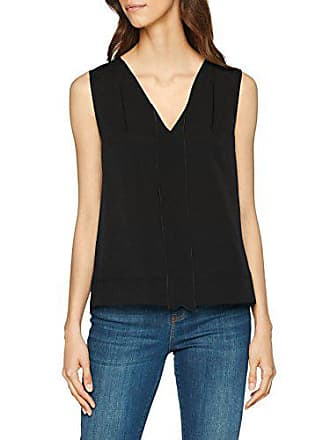 lss Crepe Negro French Fabricante Mujer Light Connection Blusa S large Top 44 V Nk X black tamaño 1 Para BB5Iq