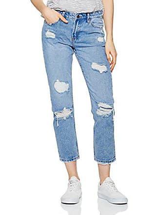 Skinny Boyfriend Damen Extreme Jeans Look New Rip wyv80NmnO