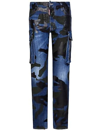 Herren Guy Cool Jeans Dsquared2 blau I0Y8Y7