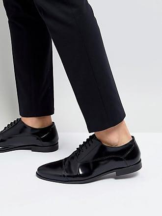 Noir Chaussures Geiger Kurt Derby Kg Rayleigh Ultra Brillantes By WOWnBq4