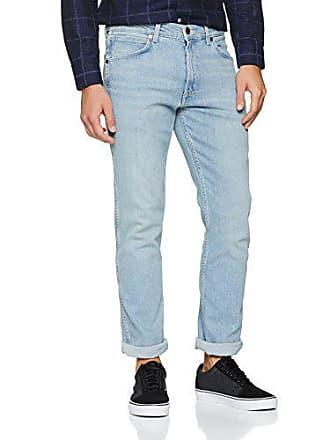 Leg Wrangler Herren Jeans 1 Greensboro Straight bygv76Yf