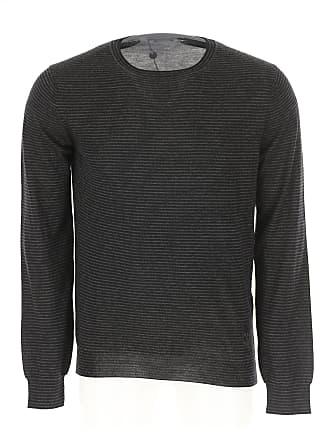 Outlet On S L 2017 Sale For M Cashmere Jumper Sweater Mcqueen Black Alexander In Men AqF88Z