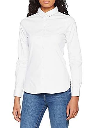 camisa Shirt produttore Springfield fq For 4 Strech 42 Taglia Woman 99 bianco wxvFq4v