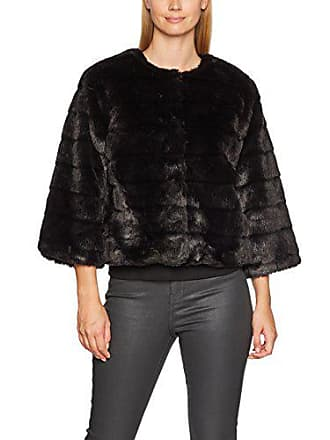 38 Tb0 Negro abrigo Heach Cva17682pl nero Silvian Mujer vxqY0wwp