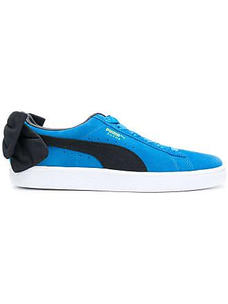 Bow Sneakers Bleu Puma Puma Bow Detail YZBnRxEH