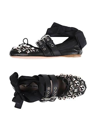 Ballerines Miu Ballerines Chaussures Chaussures Miu Chaussures Miu Miu Ballerines Chaussures dCfwqx0Bd