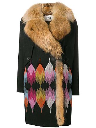Viverrin À Long Chien Lapin Bordure Mi Deluxe Manteau Fourrure Bazar Et En De qRUw7n