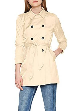 40 Femme Moonbeam Fabricant Trenchcoat Medium Cc taille Manteau Onllucy Only Long Otw Gris awz1zq