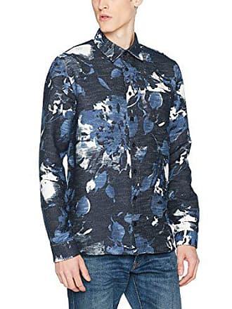 4 Camisa Del 39 talla Libertine navy Azul Para Miracle Bleach Hombre Fabricante Medium 0O5gq