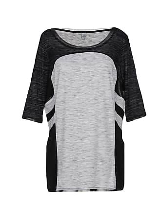 T Topwear Noir Blanc Noir Topwear shirts Blanc pXB0FBq
