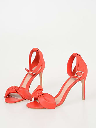 Suede Mcqueen 40 9 And Cm Sandals Alexander Leather Size nZXBRnq