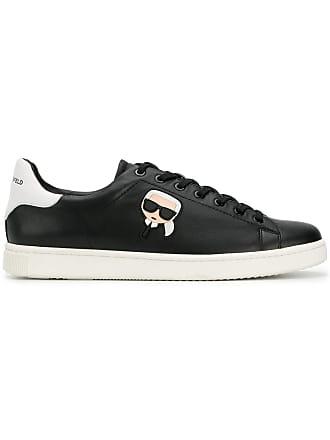 Karl Lagerfeld Ikonik Karl Kourt sneakers Zwart UUdqrR