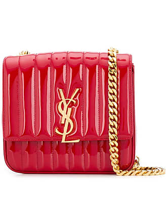 Saint Schultertasche Rot Rot Schultertasche Vicky Saint Vicky Laurent Laurent BUwOFqw