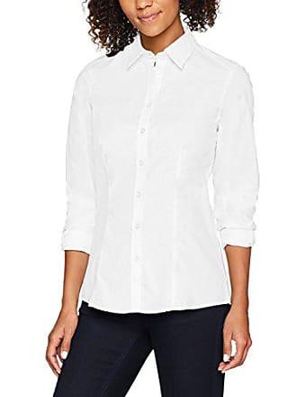 X amp; Blanco Ladies talla 42 Nicholson large Mujer Shirt Para Black Fabricante Del Plain white Blusa James 8dZxwq8E