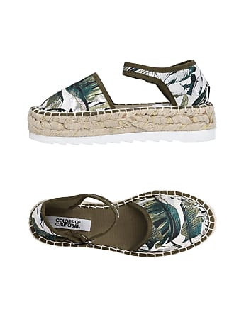 Of Colors Colors Of Chaussures California Espadrilles w7Fa7qC