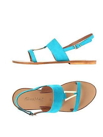 Elisa Con Calzado Sandalias Cierre Mey SagqSw1Hn