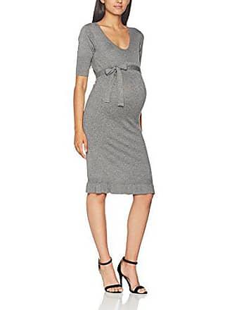 Fabricante Gris Mujer Dress Mlzolanda 2 Del talla X Melange 42 Grey medium Mama Para 4 large Knit Vestido Licious wzFnSapq